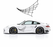 Racing Car Graphics pinstirpes Window Vinyl Car Wall Decal Sticker Stickers 190