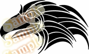 Tribal Pinstripes Car Graphics Window Vinyl Car Wall Decal Sticker Stickers MC53