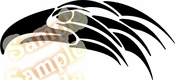 Tribal Pinstripes Car Graphics Window Vinyl Car Wall Decal Sticker Stickers MC54