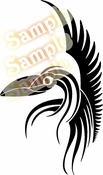 Tribal Pinstripes Car Graphics Window Vinyl Car Wall Decal Sticker Stickers MC65