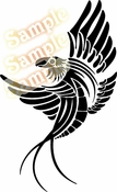 Tribal Pinstripes Car Graphics Window Vinyl Car Wall Decal Sticker Stickers MC70
