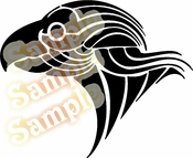 Tribal Pinstripes Car Graphics Window Vinyl Car Wall Decal Sticker Stickers MC72