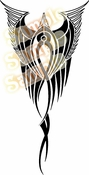 Tribal Pinstripes Car Graphics Window Vinyl Car Wall Decal Sticker Stickers MC74