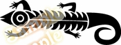 Tribal Pinstripes Car Graphics Window Vinyl Car Wall Decal Sticker Stickers MC86