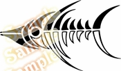 Tribal Pinstripes Car Graphics Window Vinyl Car Wall Decal Sticker Stickers MC94