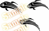 Tribal Pinstripes Car Graphics Window Vinyl Car Wall Decal Sticker Stickers MC102