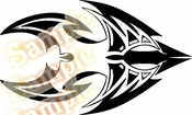 Tribal Pinstripes Car Graphics Window Vinyl Car Wall Decal Sticker Stickers MC118