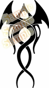 Tribal Pinstripes Car Graphics Window Vinyl Car Wall Decal Sticker Stickers MC164