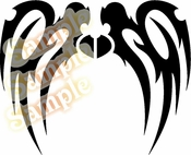 Tribal Pinstripes Car Graphics Window Vinyl Car Wall Decal Sticker Stickers MC200