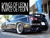 Kings Of Leon Vinyl Decal