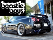 Beastie Boys Vinyl Decal Sticker