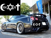 Coexist Vinyl Decal Car Performance Stickers
