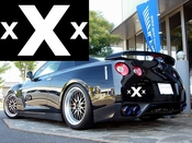 XXX Vinyl Decal Car Performance Stickers