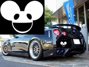 Deadmau5 Vinyl Decal Car Performance Stickers