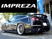 Impreza Vinyl Decal Car Performance Stickers