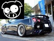 Subaru Pig Vinyl Decal Car Performance Stickers