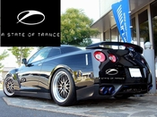 State of Trance Vinyl Decal Car Performance Stickers