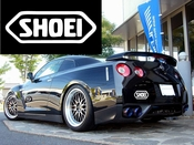 Shoei Vinyl Decal Car Performance Stickers