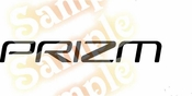 PRIZM Vinyl Decal Car Performance Stickers