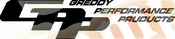 GREDDY PERFORMANCE PRODUCTS Vinyl Decal Car Performance Stickers