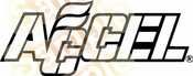 ACCEL Vinyl Decal Car Performance Stickers