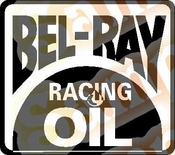 Bel Ray Vinyl Decal Car Performance Stickers