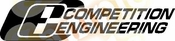 COMPETITION ENGINERING Vinyl Decal Car Performance Stickers