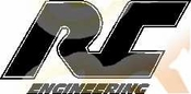 RC ENGINEERING Vinyl Decal Car Performance Stickers