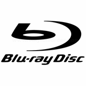 Blu Ray Disc Car audio Vinyl Decal Stickers