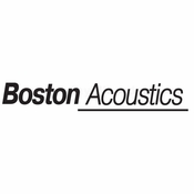 Boston Acoustics Car audio Vinyl Decal Stickers
