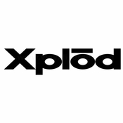 Xplod Car audio Vinyl Decal Stickers