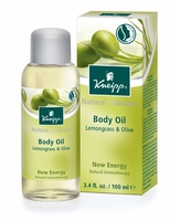 Lemongrass & Olive Body Oil