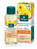 Arnica Warming Massage Oil
