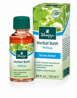 Melissa Stress Relief Herbal Bath