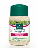 Muscle Soothing Mineral Bath Salt: Juniper