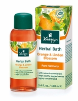 Pure Harmony Bath: Orange & Linden Blossom
