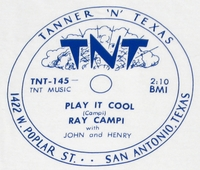 "TNT ""Play It Cool"" (Ray Campi)"