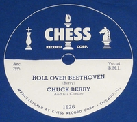 "Chess ""Rollover Beethoven"" (Chuck Berry)"