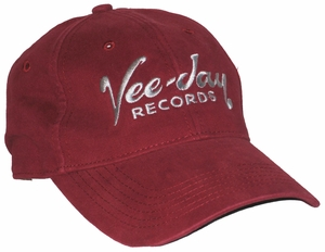 Vee-Jay Records Hat