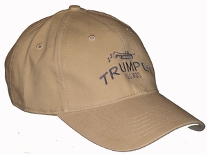 Trumpet Records Hat