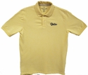Checker Records Polo-Yellow