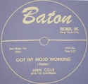 "Baton ""Got My Mojo Working"" (Ann Cole)"