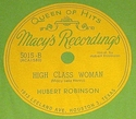 "Macys ""High Class Woman"" (Hubert Robinson)"