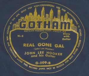 "Gotham ""Real Gone Gal"""