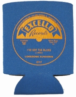 "Excello ""Ive Got The Blues"" (Lonesome Sundown) Koozie"