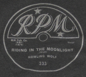 "RPM ""Riding in Moonlight"""