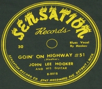"Sensation ""Goin on Highway 51"" (John Lee Hooker)"