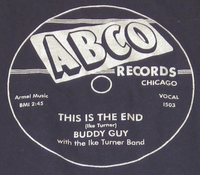 "Abco ""This Is The End"" (Buddy Guy)"