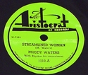 "Aristocrat ""Streamlined Woman"" (Muddy Waters)"