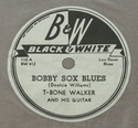 "Black & White ""Bobby Sox Blues"" (T-Bone Walker)"
